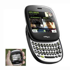 Microsoft Kin One Windows Verizon Cell Phone w/ Touchscreen & QWERTY Keyboard