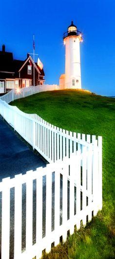 Nobska Point Light, Cape Cod, MA