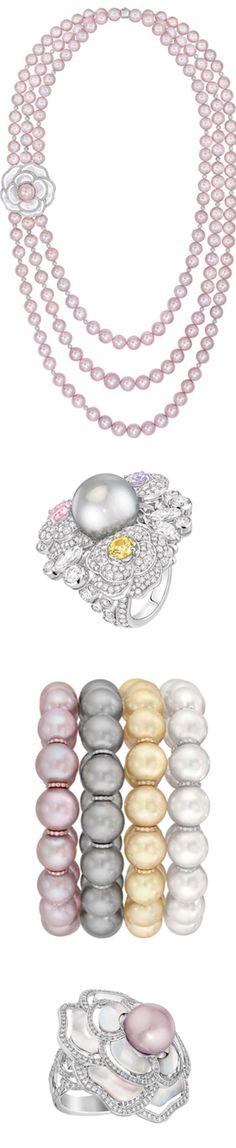 Les Perles De Chanel Collection