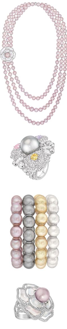Les Perles De Chanel Collection