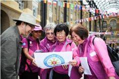 Treasure Trails: London Ambassadors on a World Record Treasure Hunt!