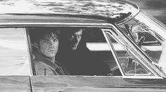 [gif] Sam and Dean Winchester  #Supernatural