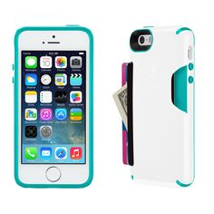 CandyShell Card iPhone SE, iPhone 5s & iPhone 5 Cases