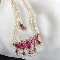Fulfill a Wedding Tradition with Estate Bridal Jewelry Gold Jewellery Design, Bead Jewellery, Beaded Jewelry, Silver Jewelry, Handmade Jewellery, Jewellery Shops, Pearl Jewelry, Antique Jewellery, Silver Earrings