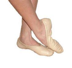 Fuzi Adult Leather Ballet
