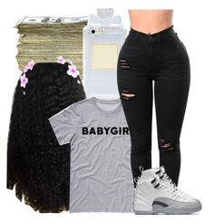 """""""WYCLEF JEAN x YOUNG THUG"""" by juske ❤ liked on Polyvore featuring SEN"""