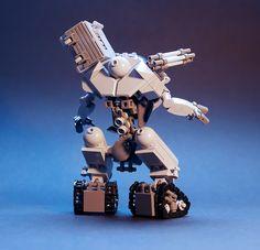 https://flic.kr/p/Sfscqj | TANK Defense Mech LEGO MOC