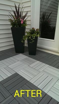 ikea deck tiles | patio pick-me-up | pinterest | decking, patios