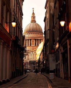 St. Paul's Cathedral, City, London, England