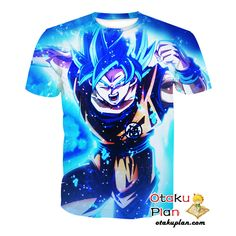 DBZ Super Saiyn God Super Saiyan Goku Battlecry Action Zip Up Hoodie - Dragon Ball Z 3D Zip Up Hoodies And Clothing