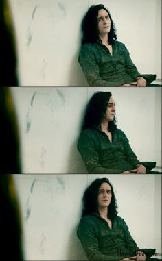 Loki. This scene from Thor 2 was so good. It was also sad, but really good