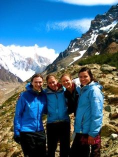 Reaching new heights: Honors course takes students to Argentina