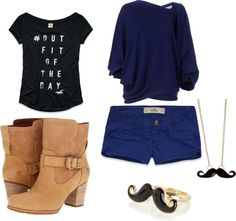 """""""Out (1)"""" by katerness on Polyvore"""