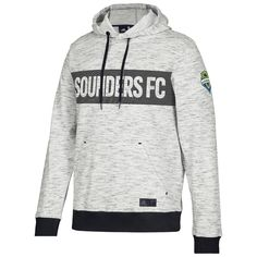 adidas Adult Men MLS Crest Lifestyle 1//4 Zip Black Large