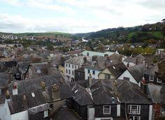 Englische Kleinstadt: die Transition Town Totnes