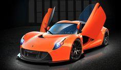 Hennessey Venom GT2: A 1,500-horsepower Texan hypercar - Yahoo! Autos