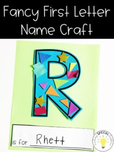 Perfectly Perfect Names: Celebrating Students' Names With Chrysanthemum - Teaching Special Thinkers Kindergarten First Week, Preschool First Day, Preschool Names, First Day Of School Activities, Pre K Activities, Letter Activities, Kindergarten Activities, September Preschool, September Crafts