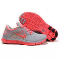 the best attitude edeb6 89982 Billig imitasjon 2012 Dame Nike Free Run 3 Hvit Rosa Runes, Nike Air Jordan  Retro