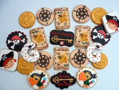 Pirate by Vicki's Sweets, via Flickr