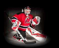 Martin Brodeur - Canadian Olympic Gold Medalist - NJD hockey goalie for 19 years