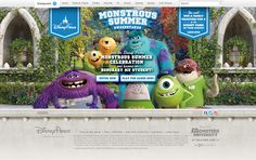 Enter the Monstrous Summer Sweepstakes for a Chance to Win a Disney Parks Vacation | Disney Parks Blog