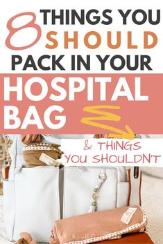 Ever wondered what you need to pack in your hospital bag? This post explains what you need in the labor room. You do not need all the stuff. (written by a labor nurse) Hospital Bag Essentials, Hospital Bag Checklist, Baby Checklist, Birth Hospital Bag, Labor Bag, Labor Nurse, Pregnancy Help, Childbirth Education, Postpartum Recovery