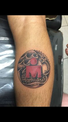Ironman tattoo?                                                                                                                                                                                 More