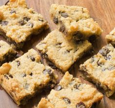 Low Carb Blondies -Gluten Free, Dairy Free, Sugar Free - Preheat to 350˚