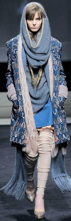 Missoni Fall-Winter Ready-to-Wear
