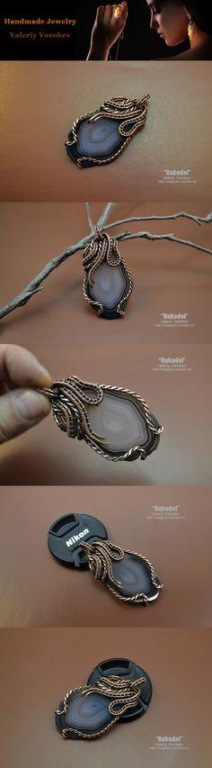 Wire Wrap Pendant