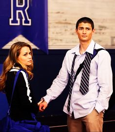 GAH I LOVE THEM SO MUCH. Haley and Nathan <3