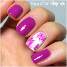 All Nailed Up: The Beauty Buffs: Radiant Orchid