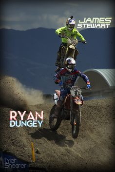 Tyler Shearer Photography Ryan Dungey AMA Motocross 2013 Millers Motosports Park