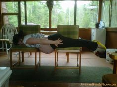 Planking might be something to avoid during pregnancy.   From AwkwardFamilyPhotos.com 11/7/2012