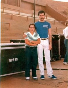 Freddie Mercury & Queen Photos.