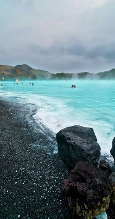 Incredible Pics: The Blue Lagoon, Iceland