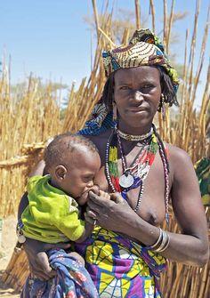 Femme Peule - GEO communauté photo