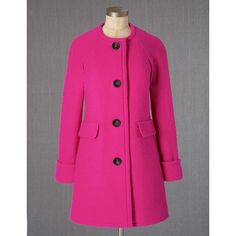 Boden Saint Germain Coat - I am drooling over this color