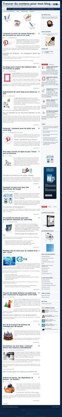 Anne-Catherine vous aide à construire votre blog 'http://cyberentraide.com' courtesy of Pinstamatic (http://pinstamatic.com)