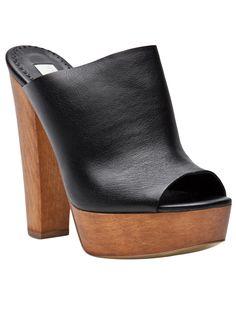 chunky heel
