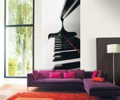 murale wallpaper dormitorio - Buscar con Google