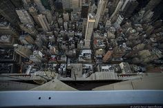 Empire State Building view.