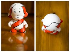 Rob Triffid - Ghostbusters Munny