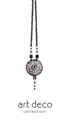 Faludi G art deco #necklace faludig.com