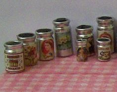 how to: kitchen jars from capacitors