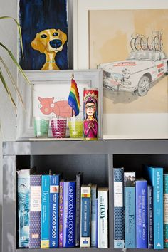 Candice and Jason's Colorful, Light Filled Apartment
