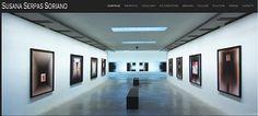 Il nuovo sito internet dell'artista Susana Serpas Soriano