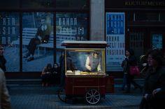 Kestane vendor Photo by Abdellah Azizi — National Geographic Your Shot