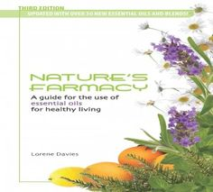 Nature's Farmacy essential oils reference