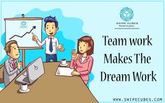 #Teamwork is the ability to #worktogether toward a common vision. The ability to direct individual accomplishments toward organizational objectives. It is the fuel that allows common people to attain uncommon results.